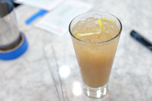 Sparkling Pear Soda